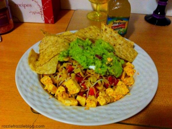 Copycat Chipotle burrito bowl - RazzleFrazzleBlog.com