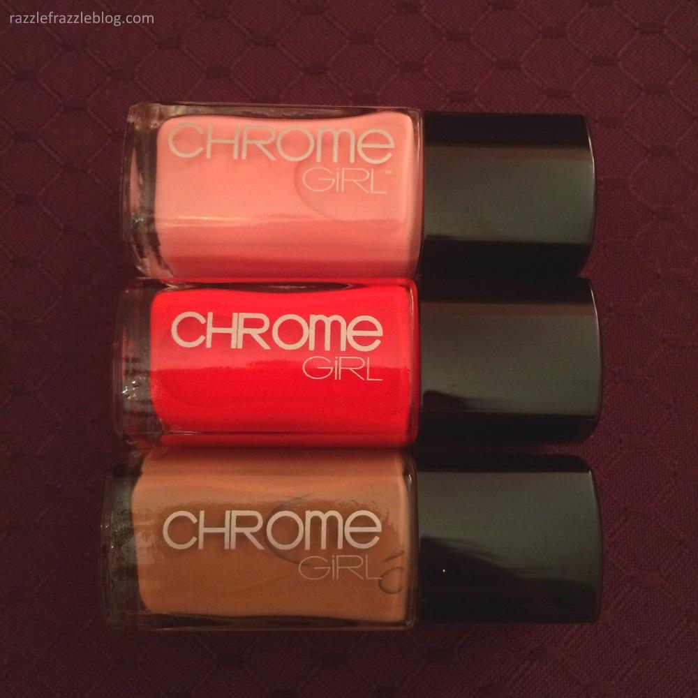 Review: Chrome Girl Nail Polish