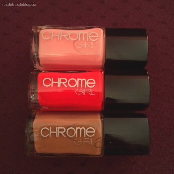 Chrome Girl nail polish (RazzleFrazzleBlog.com)