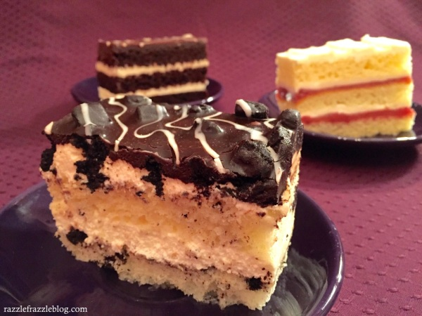Inspired by Happiness Cookies & Cream Layered Cake