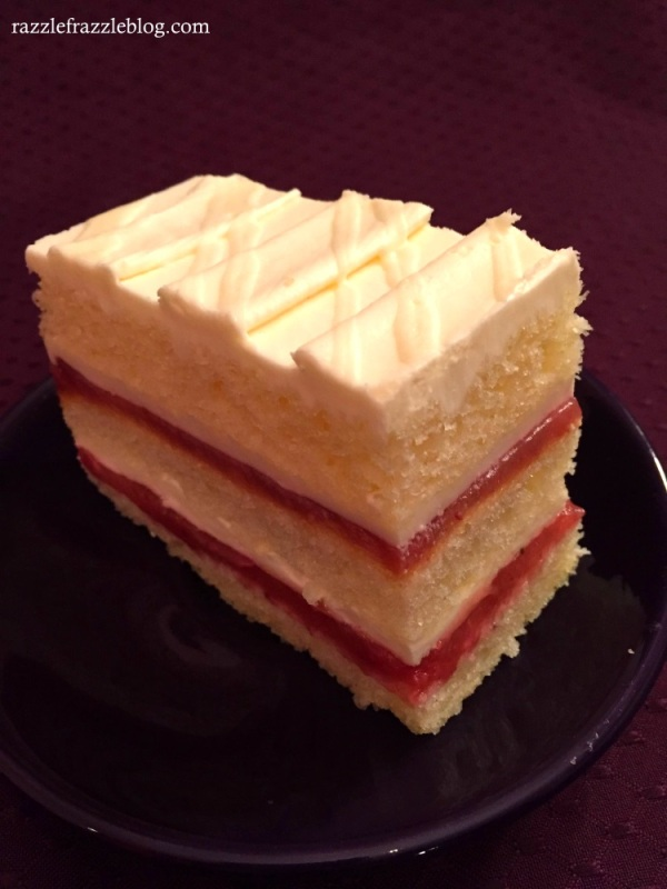 Inspired by Happiness Strawberry White Chocolate Shortcake
