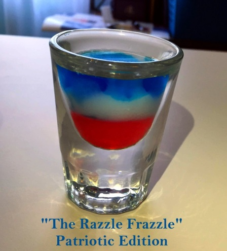 The Razzle Frazzle - Patriotic Edition